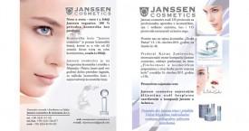 Flajer – Janssen Cosmetics