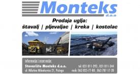 PVC reklama – Monteks