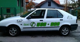 Renault 19 – Taxi 500200