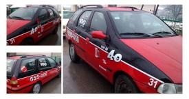 Fiat Palio – IN taxi
