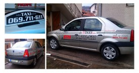 Dacia Logan – Ivex Taxi